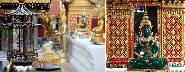 Emerald Buddha at Doi Suthep, Chiang Mai