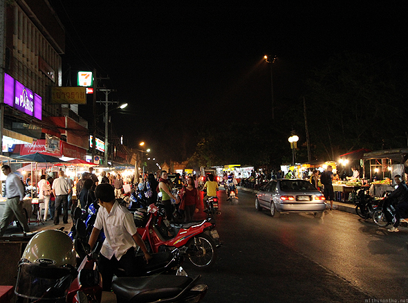 Chiang Mai at night