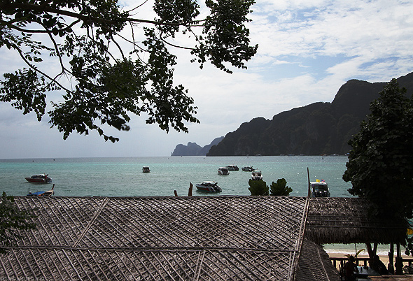 Phi Phi Don view
