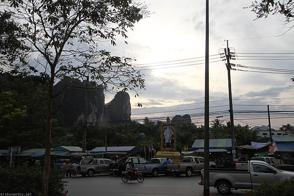 Phuket to Ao Nang by bus