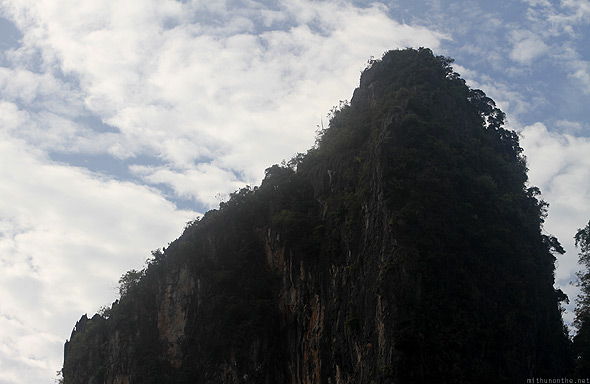 Railay hill, Thailand