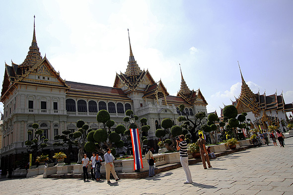 Chakri Mahaprasat Hall Grand Palace