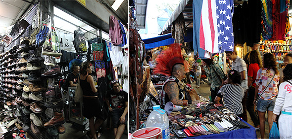 Chatuchak weekend market rockers
