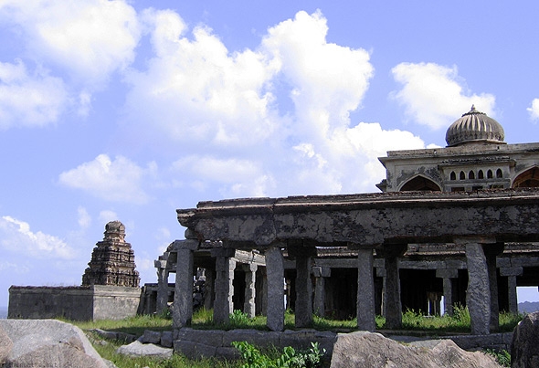 Gingee Fort temple