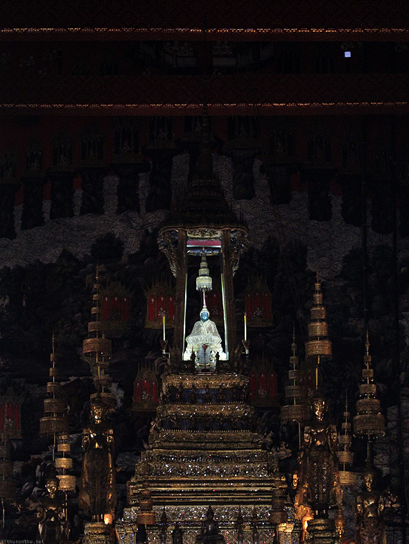 Grand Palace Emerald Buddha statue
