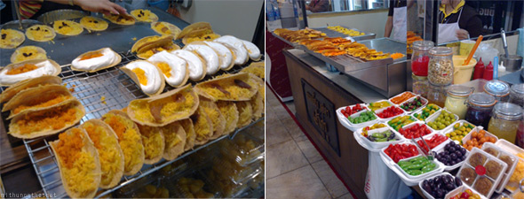 MBK breakfast pastry