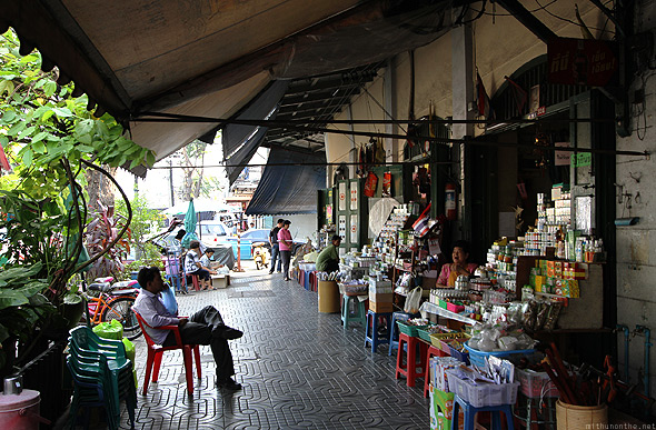 Old Bangkok Chinese medicine shop