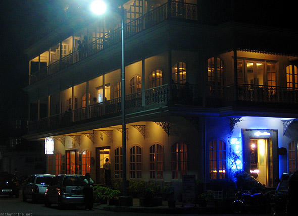 Pondicherry Ajantha sea view hotel