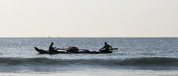 Pondicherry fishermen
