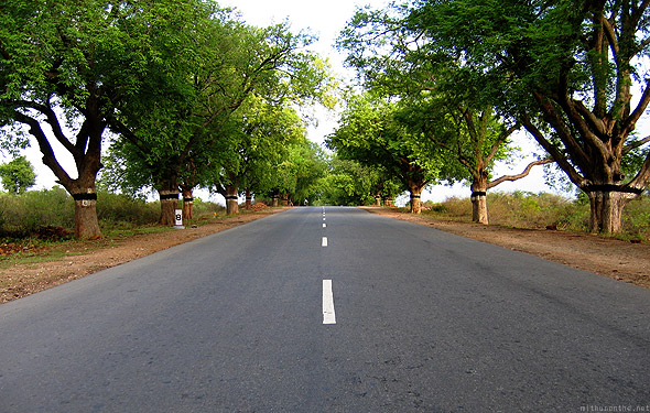 Pondicherry highway