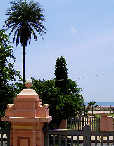 Pondicherry Indian Ocean