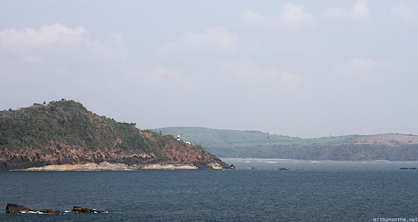 Gokarna lighthouse