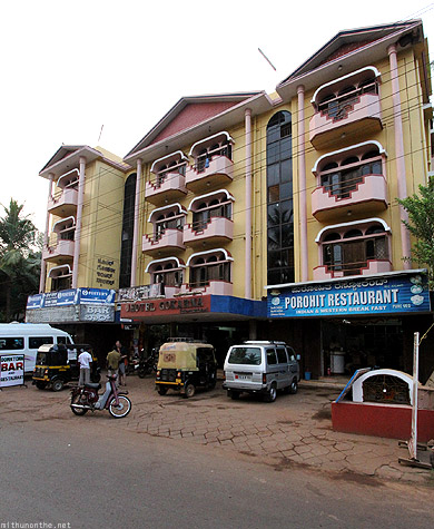 Hotel Gokarna International town