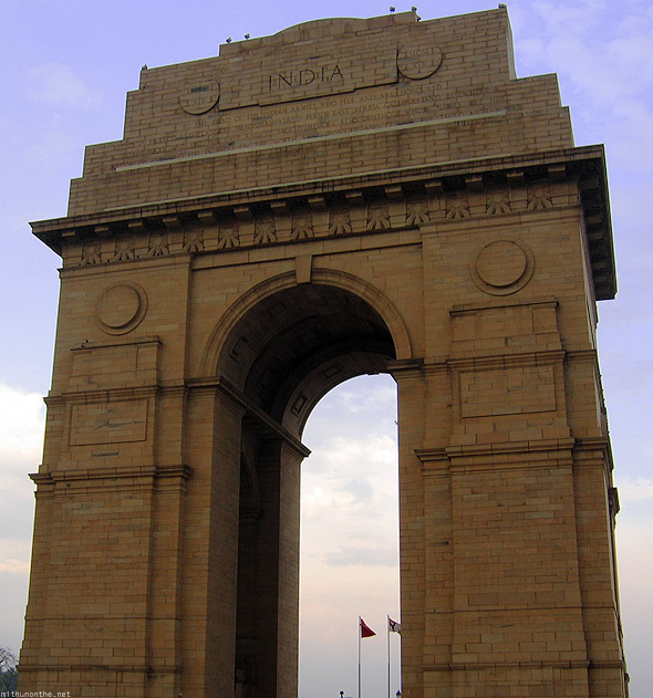 India Gate New Delhi monument
