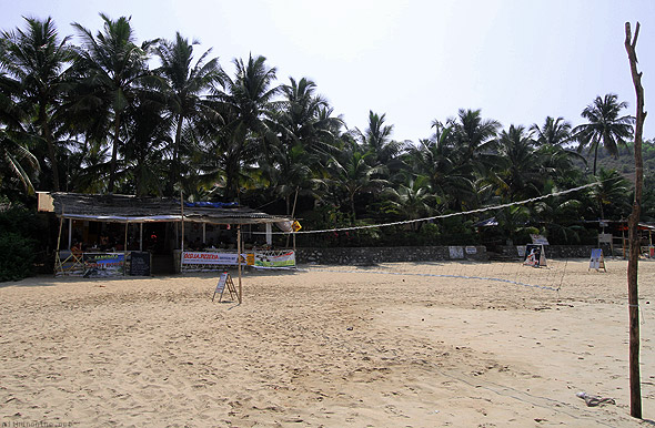 Kudle beach Sangria cafe guesthouse