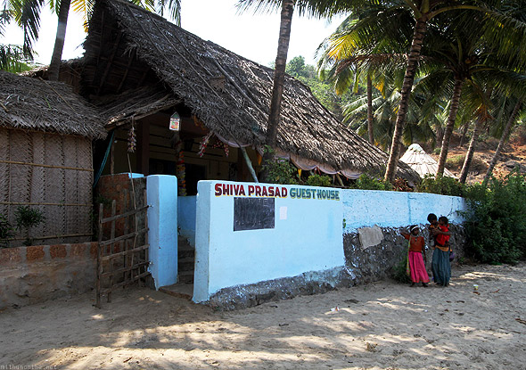 Kudle beach Shivprasad guesthouse