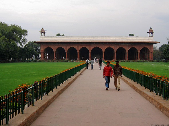 Red Fort Khas Mahal