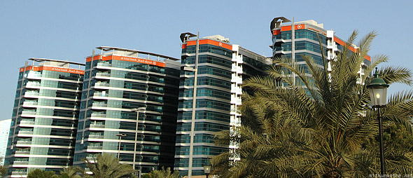 Al Hilal bank office building Abu Dhabi