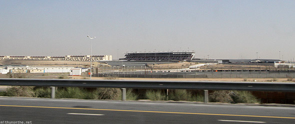 Dubai Autodrome Emirates road Motor city