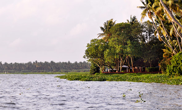 Kumarakom lake resort Vembanad