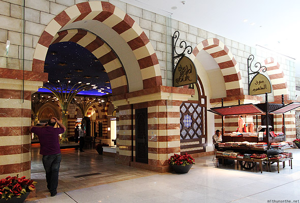 Dubai Mall Gold Souk