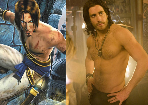Jake Gyllenhaal Prince of Persia Accent Prince of Persia Jake