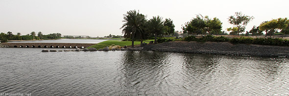Al Badia Golf club dubai lake