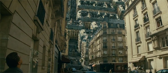 Inception buildings trailer