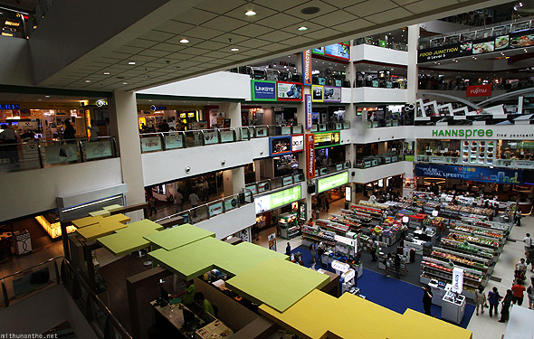Funan Digital Life mall stores