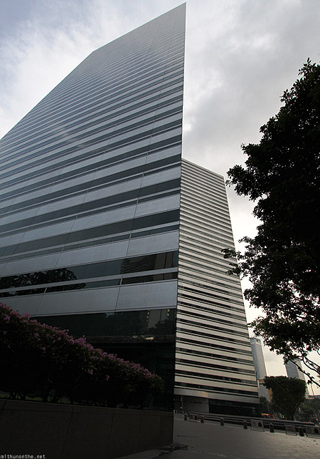 Singapore office tower