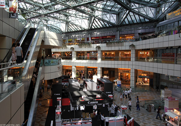 Singapore Suntec City stores