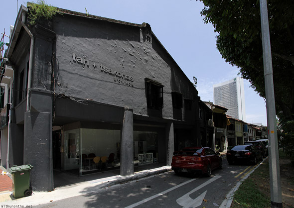 Singapore Tan + Tsakonas office