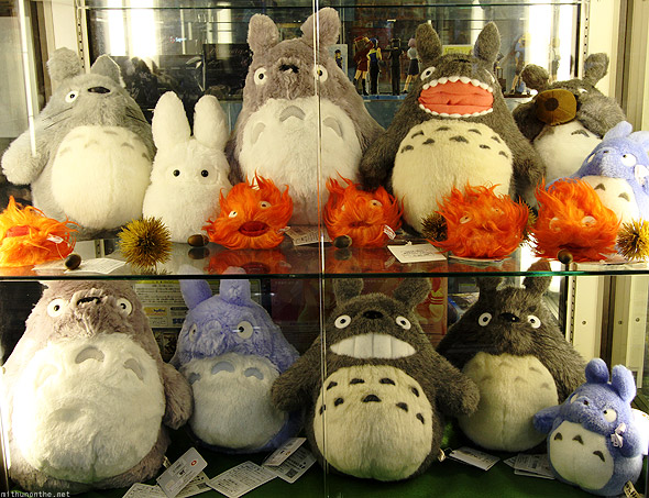 Totoro plush toy Singapore
