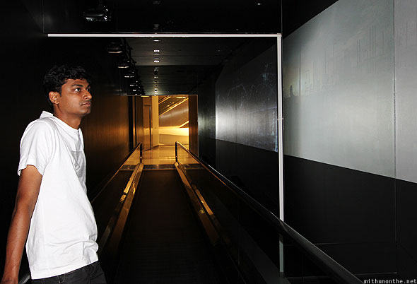 Dubai Mall At The Top experience Nithin