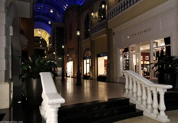 Mall of Emirates Ralph Lauren store