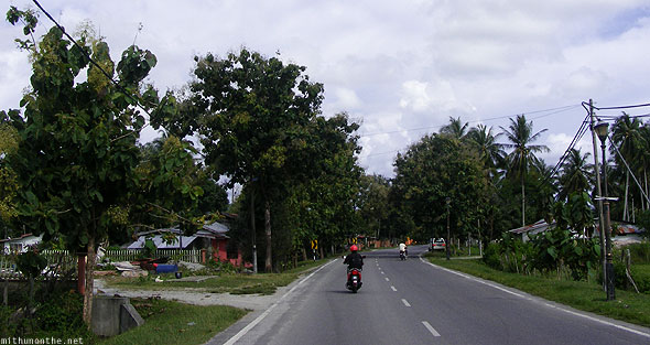Langkawi road trip with bikes