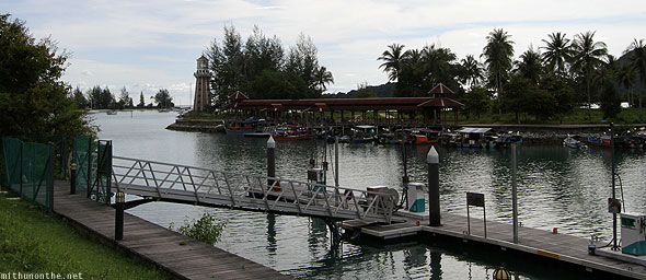 Langkawi Yacht Club lighthouse
