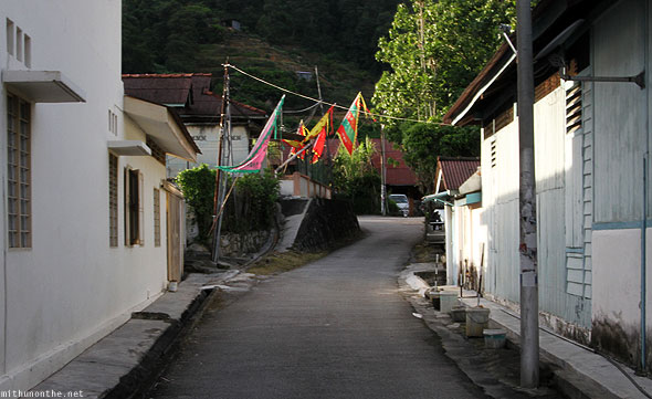 Penang Air Itam alley