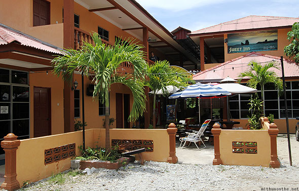 Sweet Inn motel Langkawi Pantai Cenang rooms