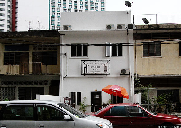 Kuala Lumpur Irsia bed and breakfast hostel