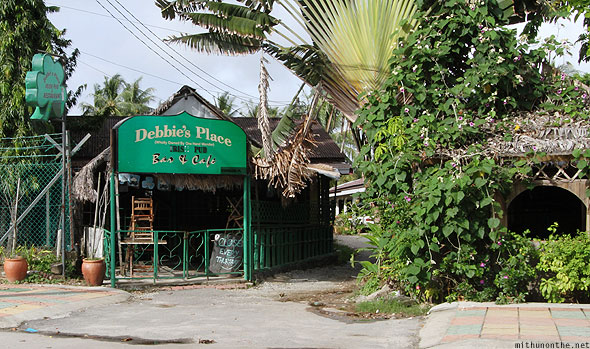 Debbie's Place Irish pub bar in Langkawi