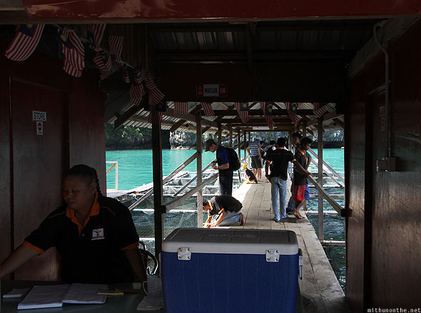 Langkawi fish feeding farm pay