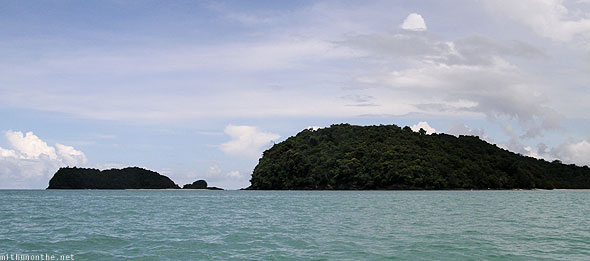 Langkawi island hopping tour islands