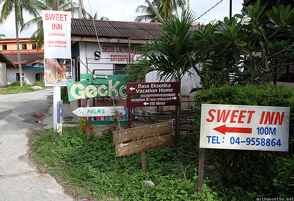 Langkawi Sweet Inn Shida Laundrette