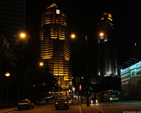 Public Bank AmBank headquarter building KL
