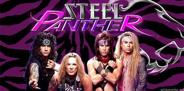 Steel Panther rock band