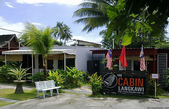 The Cabin Langkawi budget hotel