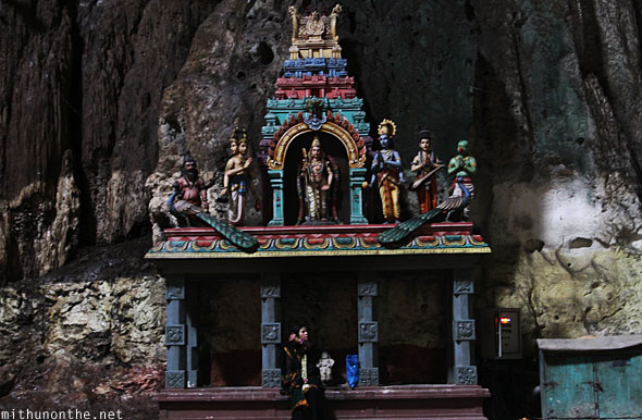 Batu Caves worship temple