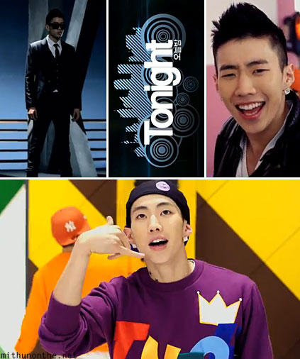 Jay Park Tonight 오늘밤 MV music video screen caps