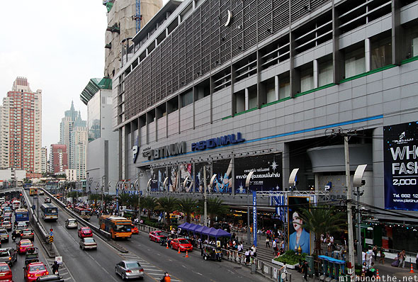 Platinum Fashion mall Petchburi road Bangkok